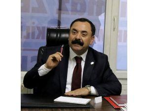 CHP İl Başkanı Yılmaz Zengin Mazbatasını Aldı