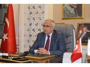 Belediye Başkanı Mustafa Güler: Yeni Yılda İslam Dünyasındaki Kan Ve Gözyaşları Dinsin
