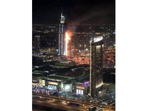 Dubai'de Otel Yangını: 14 Yaralı