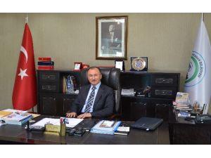 Belediye Başkanı Faruk Köksoy'un Yeni Yıl Mesajı