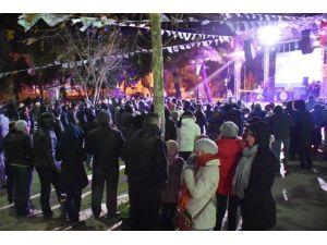 Süleymanpaşa Yeni Yıla Coşkuyla Girdi