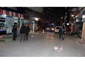 Malatya'da Kavga: 1 Yaralı