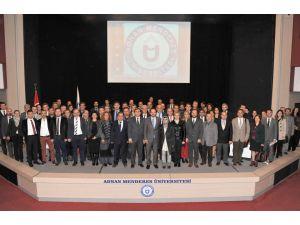 ADÜ 2015 yılı akademik ve idari değerlendirme toplantısı yaptı