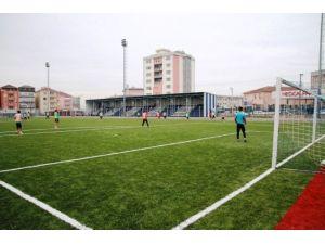 Büyükşehir Spor Alanları Spora Kucak Açıyor