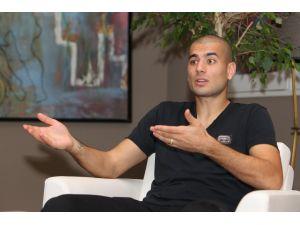 """""""Ben Brezilyalı Ronaldo ve Cristiano Ronaldo ile büyüdüm"""""""