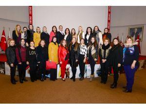 Bursa'da 2015 kadın girişimcilerin yılı oldu