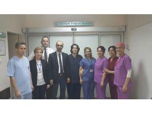 Edremit Devlet Hastanesi'nin 2015 Yılında Organ Naklinde Başarısı Dikkatleri Çekti