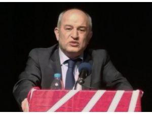 CHP'li Kasap: Türkiye yandaş medya fanusunun içine kıstırıldı
