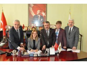 Malkara Belediyesi İle Tüm-bel-sen Arasında Toplu İş Sözleşmesi İmzalandı