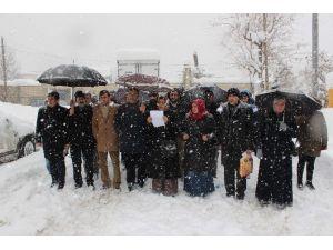HDP Muş İl Eş Başkanı Çetinbaş'ın Tutuklanması