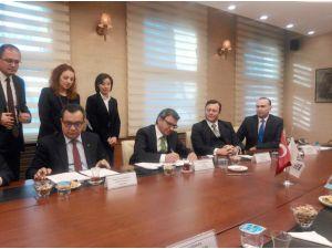 Suriye göçünden etkilenen Gaziantep'e altyapı için Japonlardan kredi desteği