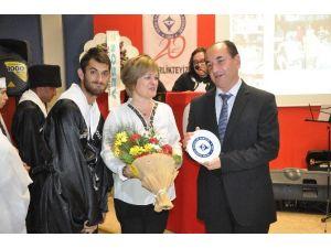 Soma Spastik Çocuklar Derneği 20. Yılını Kutladı