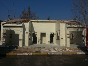 Saruhanlı'ya Yeni İtfaiye Binası