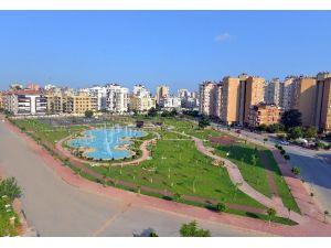 Muratpaşa'ya 2015 Yılında 42 Park Yapıldı