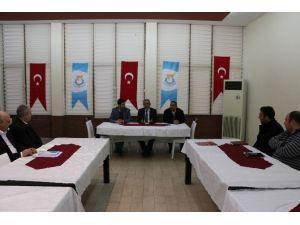 Haliliye'de Ocak Ayı Halk Günü Toplantısı Yapıldı