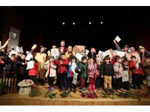 'Samur Nerede' Tiyatro Oyununun İlk Gösterimi Yenimahalle'de Yapıldı