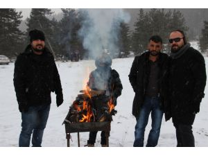 ÖZEL - Ilgaz Yıldıztepe'de kayak sezonu açıldı