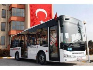 Erzincan'da Toplu Taşımaya Zam