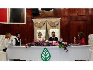 Çankaya'da 2015 yılında en fazla mühendisler evlendi
