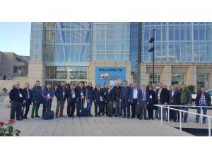 Bursalı firmalardan ABD ve Azerbaycan'a çıkarma