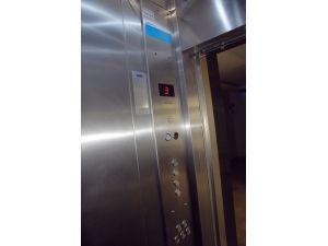 Asansörlere kimlik numarası verilmeye başladı