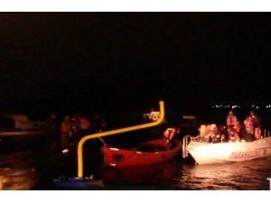Didim'de Sahil Güvenlik Ve Emniyetten Ortak Çalışma