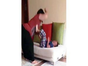 Çocuklarına Şiddet Uygulayan Anne Psikiyatri Servisinde