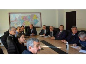 Aydın'da Tarımsal Yayım Ve Danışmanlık Hizmetleri Masaya Yatırıldı