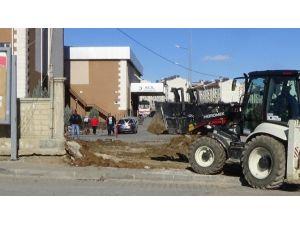 Ergani'de Acil Servise Ayrı Giriş Kapısı
