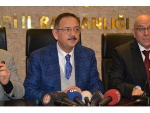 AK Parti Yerel Yönetimlerden Sorumlu Genel Başkan Yardımcısı Mehmet Özhaseki: