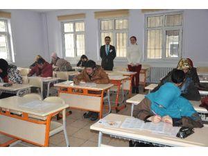 Bozüyük'te Açık Ortaokul Ve Lise Sınavları Yapıldı