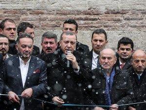 Cumhurbaşkanı Erdoğan Hilye ve Tesbih Müzesi'nin açılışını yaptı