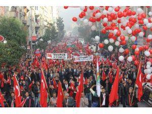 Mersin'in Düşman İşgalinden Kurtuluşunun Yıl Dönümü Kutlanıyor