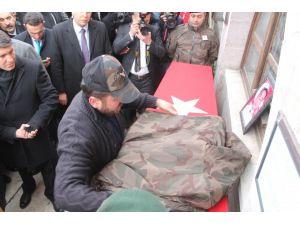 Sivaslı şehit polis son yolculuğuna uğurlandı