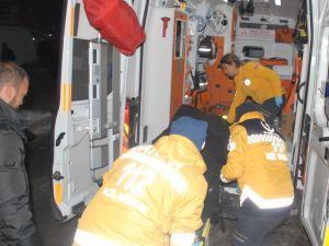 Arabanın içerisinde boğazı kesilmiş kadın cesedi bulundu