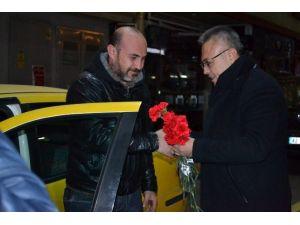 CHP İl Başkanı Karaoba'dan Yılbaşı Ziyareti