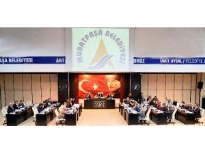 Muratpaşa Yeni Yıla Meclisle Başlıyor