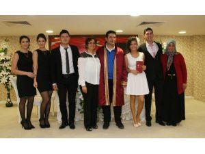 Başkan Turgay Genç 365'nci Nikahı Kıydı