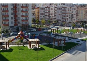 Konyaaltı'na 2016 'Da 30 Bin Metrekare Park