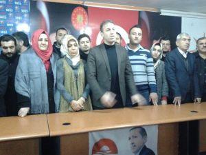 AK Parti'den Siirt Belediyesine Kar Ve Öz Yönetim Tepkisi