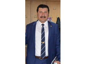 Türk Harb-iş Sendikası Kayseri Şube Başkanı Özgür Özsoy: