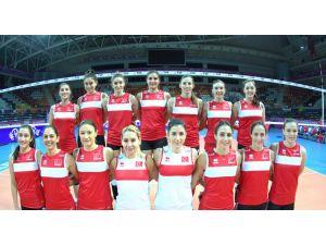 Bayanlar Filede Rio Olimpiyatları heyecanı yarın Ankara'da başlıyor