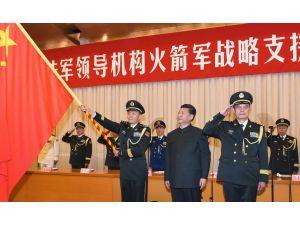 Çin ikinci uçak gemisinin yapımına başladı