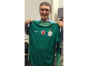 """Aziz Sancar: """"Kendimi Bildim Bileli Galatasaraylıyım"""""""