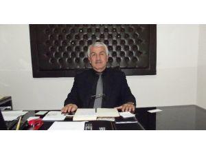 İlçe Başkanı Arif Tutal, 2015 Yılını Değerlendirdi