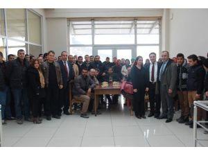 Soma Belediyesi İle İş-kur İşbirliği İle Gerçekleştirilen Tyçp Sona Erdi