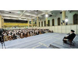 Hamaney'den Suudi Arabistan'a sert idam tepkisi