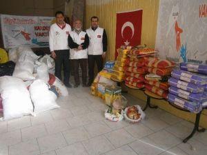 """Bolvadin'de """"Bayırbucak Türkmenleri"""" İçin Yardım Kampanyası Başlatıldı"""