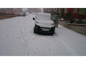 Edirne'de eğitime bir günlük kar tatili