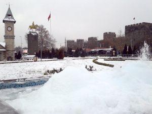 Kayseri ve bölge illerinde yoğun kar yağışı bekleniyor